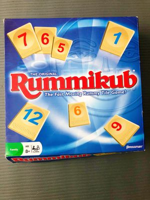 Board Game Rummikub for Sale in Sammamish, WA