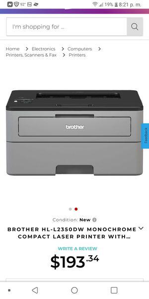 Printers new for Sale in Dallas, TX