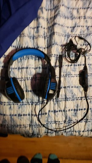 Hunterspider gaming headset for Sale in Sylacauga, AL