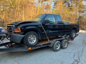 2000 Ford F-250 Parting Out