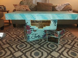 Coffee table and end tables for Sale in Northwood, IA
