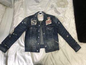 %100 Percent Authentic Ralph Lauren denim & supply jean jacket for Sale in Takoma Park, MD