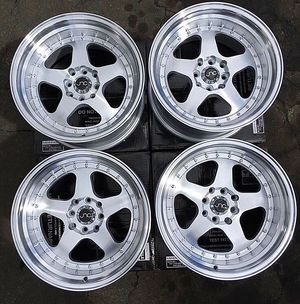 I have brand new wheels for sale! Multiple sizes and bolt patterns! for Sale in Santa Monica, CA