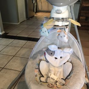 Baby Swing for Sale in Port St. Lucie, FL