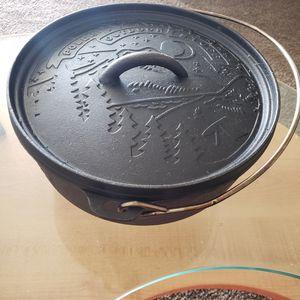 """10""""Cast Iron Dutch Oven for Sale in Costa Mesa, CA"""