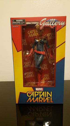 Dimond Gallery Captain Marvel for Sale in Long Beach, CA