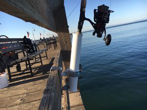 Fishing rod holder for pier for Sale in Los Angeles, CA