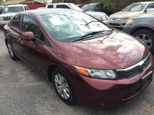 2012 Honda Civic $500 down delivers for Sale in Las Vegas, NV