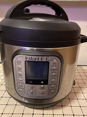 Instant Pot (gently used) for Sale in Bellingham, WA