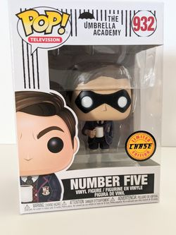 Number Five Chase Funko Pop for Sale in Hacienda Heights,  CA