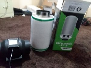 Carbon filter 6 inch new for Sale in Lodi, CA