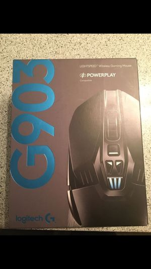 Logitech G903 Wireless Gaming Mouse for Sale in Tempe, AZ