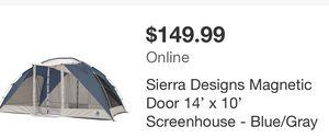 •••NEW: Sierra Designs Magnetic Door 14' x 10' Screenhouse Canopy••• for Sale in Mesa, AZ