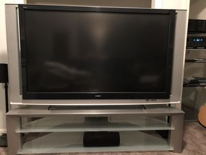 Sony XBR 60 inch SXRD with stand for Sale in Bellevue, WA