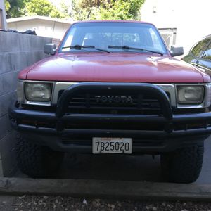 89 Toyota Tacoma for Sale in East Palo Alto, CA