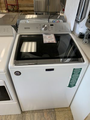 On Sale Maytag Washer Washing Machine Top Load XL Capacity #1317 for Sale in Cold Spring Harbor, NY