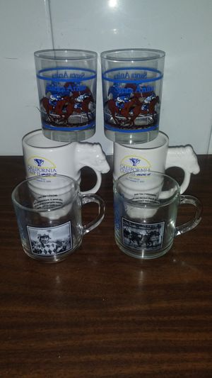 Glasses and mugs for Sale in Montclair, CA