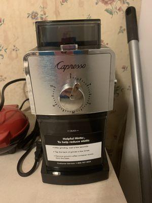 Jura coffee grinder for Sale in Beaufort, SC