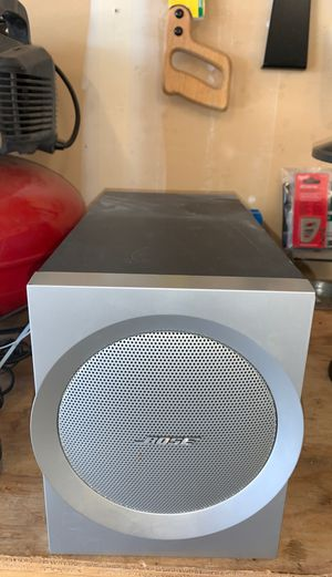 Bose speakers for Sale in Visalia, CA