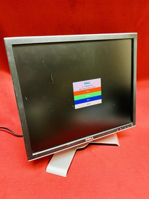 Dell Computer Monitor 19 Inch 1908FPb LCD w/ Adjustable/Swivel Stand for Sale in Las Vegas, NV