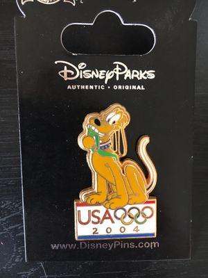 Pluto 2004 Olympic Disney Pin $20 OBO for Sale in La Mirada, CA