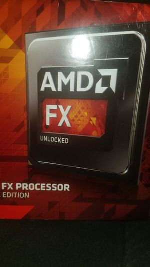 AMD FX PROCESSOR. Today only deal for Sale in Lake Worth, FL