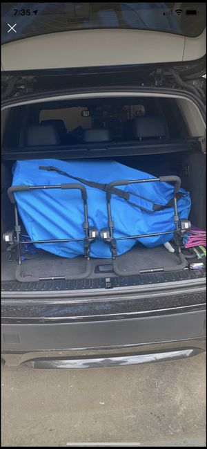 Baby jogger city select car seat adapter for Sale in Rehoboth, MA