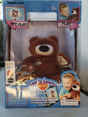 Luv & Learn Bear for Sale in San Diego, CA