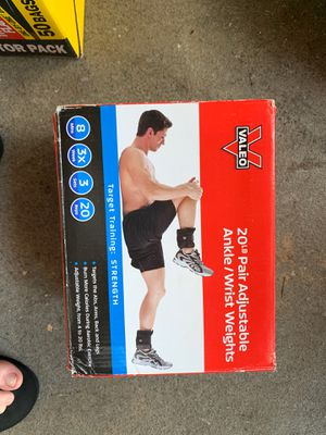 Ankle weights Brand New for Sale in Hollywood, FL