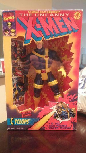 X-man cyclones collectors action figure for Sale in Phoenix, AZ
