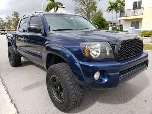 $12998 CASH TOYOTA TACOMA PRERUNNER 2007 for Sale in Miramar, FL