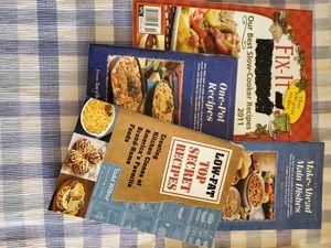Cookbooks for Sale in Suffolk, VA