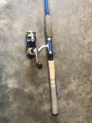Steelhead fishing rod and real for Sale in Jeannette, PA