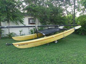 Hobie-Cat Sailboat Catamaran for Sale in San Antonio, TX