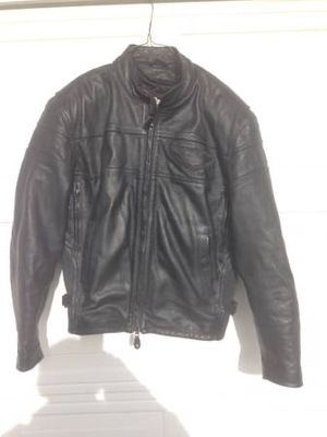 motorcycle jackets , chaps and helment for Sale in Elgin, IL