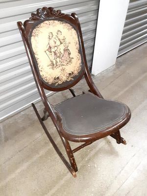 Antique Rocking Chair for Sale in New Port Richey, FL