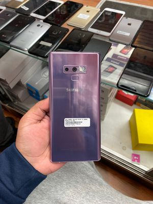 Samsung galaxy note9 128gb factory unlocked (ITS A STORE) for Sale in The Bronx, NY
