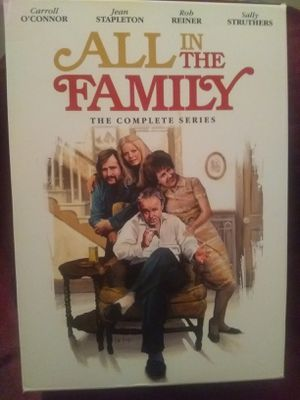 All in the Family Complete Disc Series for Sale in Dundee, FL