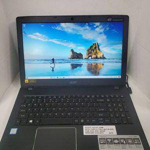 Acer Aspire Laptop -- Intel Core i3-7100U, 8GB RAM, 500GB HDD, Windows 10 for Sale in San Diego, CA