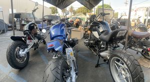 Custom BMW motorcycles for Sale in Montclair, CA