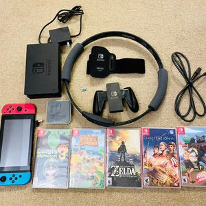 Nintendo Switch for Sale in Sanger, CA