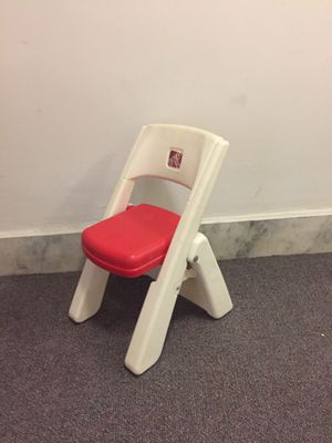 Step 2 folding chair for kids for Sale in Washington, DC