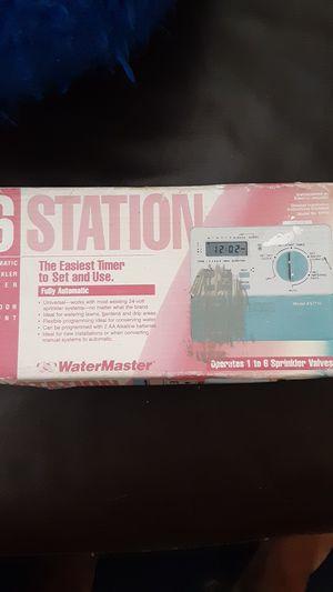 Water master for Sale in Pico Rivera, CA