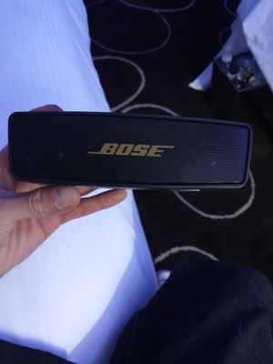 BRAND NEW- Bose SoundLink mini 1°°limited edition** Bluetooth speaker for Sale in Henderson, NV