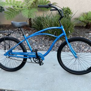 Electra 3 Coaster Beach Cruiser 3-speed Includes Back Rack! for Sale in Lakeside, CA
