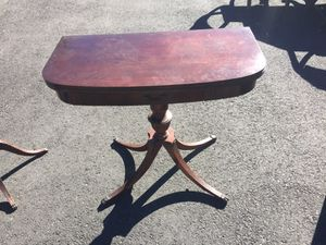 Antique foldable table for Sale in Philadelphia, NJ