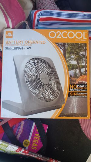 Camping fan for Sale in Long Beach, CA