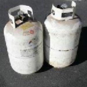 I Have 5 Propane Tanks All 7 Gallon Tanks for Sale in Lacey, WA