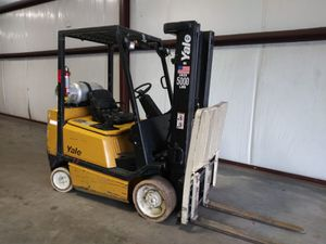Yale 5000 lbs capacity forklift for Sale in Houston, TX