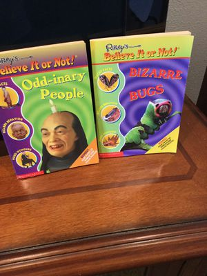 Ripley's Books For Kids/ Can Meet Closer for Sale in Damascus, OR